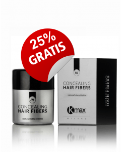 Kmax Milano Hair Fibers regular size
