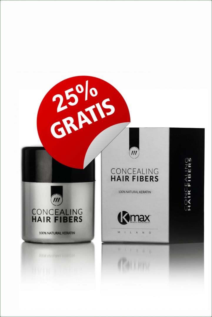 Kmax Milano Hair Fibers regular size