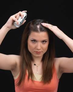 kmax concealing color spray τροπος χρησης γυναίκα 1