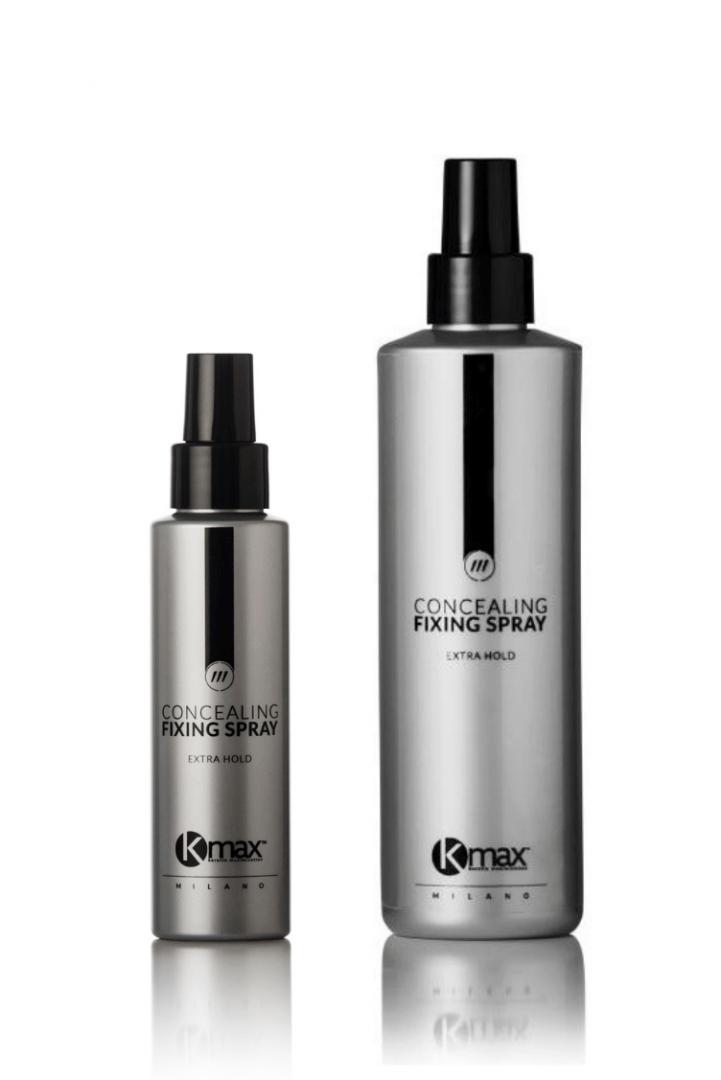 λακ σταθεροποιησης ινων πυκνωσης μαλλιων hair fibers kmax milano