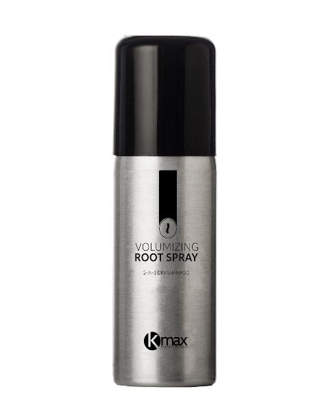 Το KMax Milano Volumizing Root Spray & Dry Shampooείναι η πιο γρήγορη και εύκολη λύση για την άμεση εξάλειψη της λιπαρότητας των μαλλιών ΚΑΙ όγκο στη στιγμή!