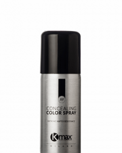 kmax concealing color spray for white hair