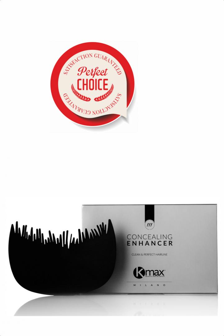 enhancer for better hair fibers application