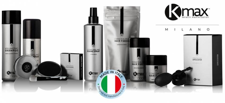 μικροΐνες KMax Milano και ολοκληρωμένη σειρά προϊόντων