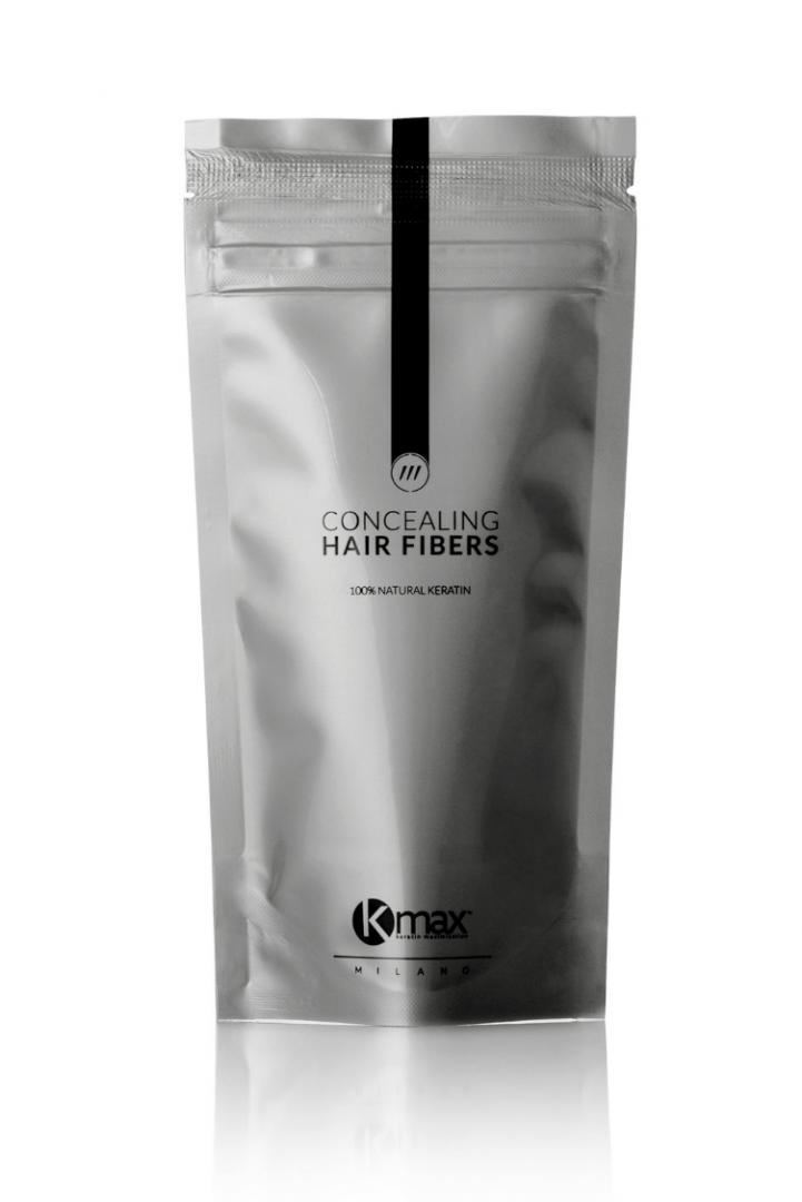 Kmax Milano ίνες πύκνωσης μαλλιων, hairfibers, 55gr, 55 γραμμάρια