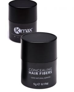 Kmax Milano ίνες πύκνωσης μαλλιων, hairfibers, 32gr, 32 γραμμάρια