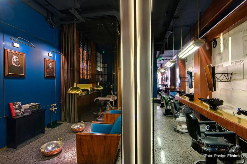 Κορυφαίο barbershop