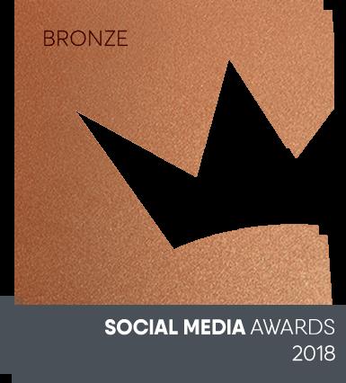 Social Media Awards 2018