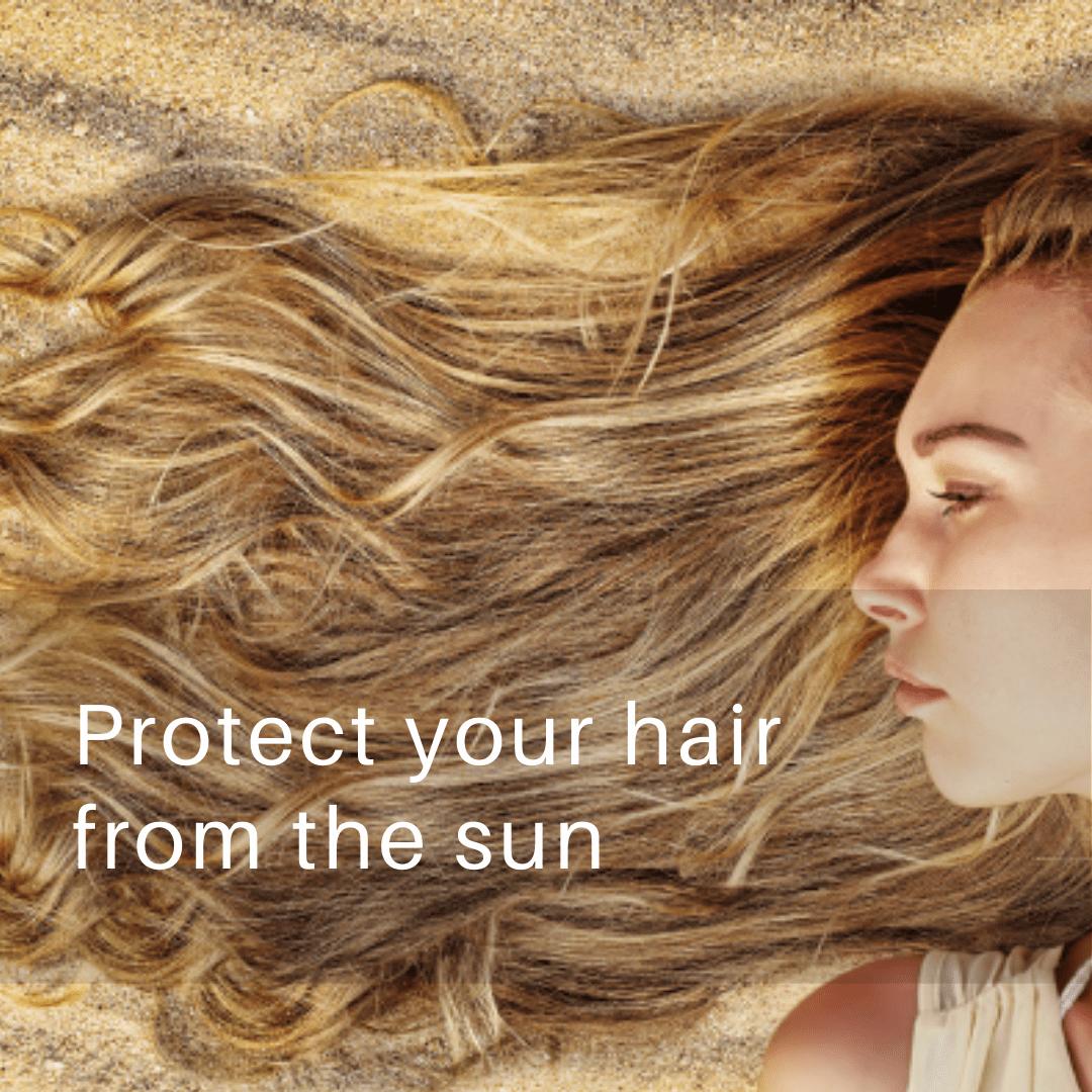 Πως να προστατέψεις τα μαλλιά σου το καλοκαίρι