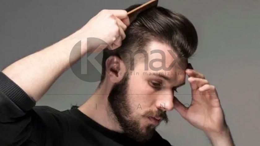 Ανδρικά μαλλιά: 5 βήματα για να αποκτήσεις πιο πυκνά μαλλιά