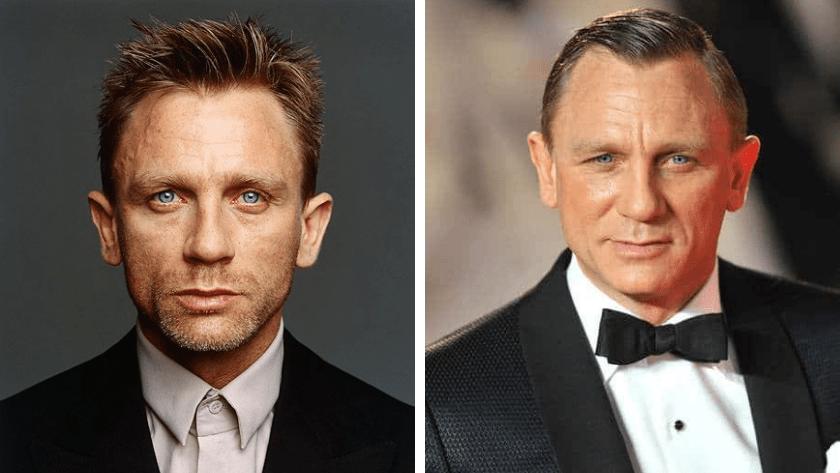 Daniel Craig -και ο james bond έχει τριχόπτωση